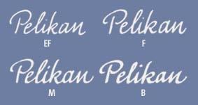 Stalówki Pelikan